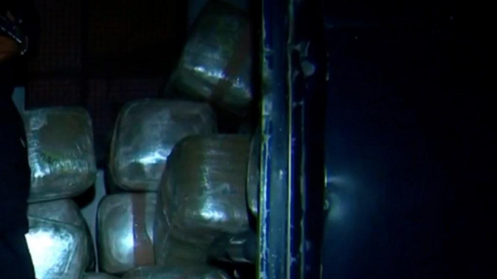 Decomiso de mariguana en Tepito alcanza las 3.5 toneladas. Noticias en tiempo real