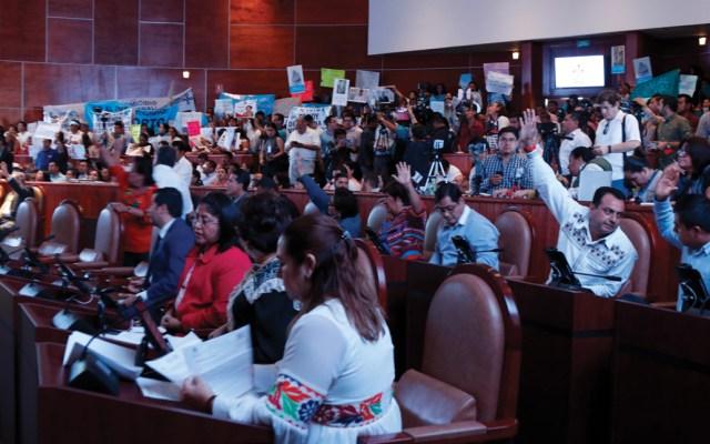 """Arturo Zaldívar """"aplaude"""" despenalización del aborto en Oaxaca - Foto de Notimex"""