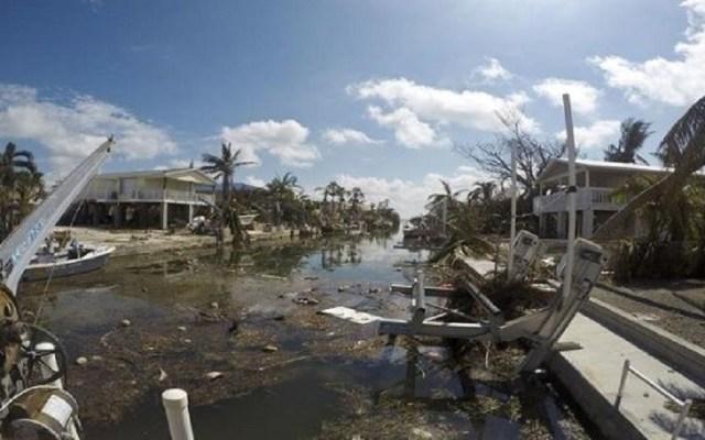 Eventos climáticos extremos ya no afectan solo a países del tercer mundo - Destrozos en Puerto Rico por el huracán María. Foto de EFE