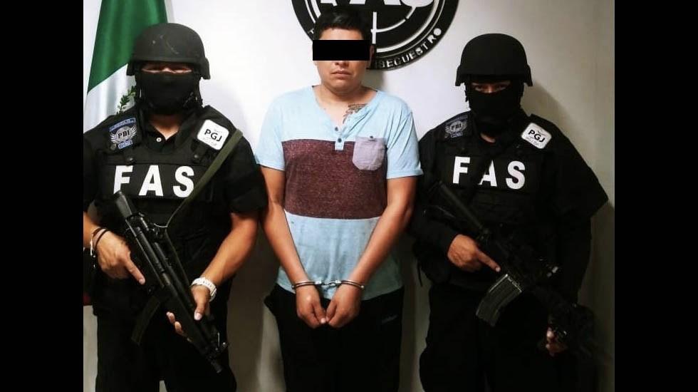 Detienen a presunto líder de banda que mató a la madre de Bruno - Detenido caso Bruno PGJ Ciudad de México