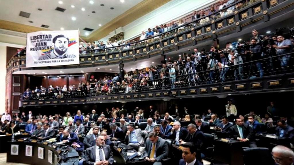 Diputados chavistas se reincorporan a la Asamblea Nacional - diputados chavismo asamblea nacional