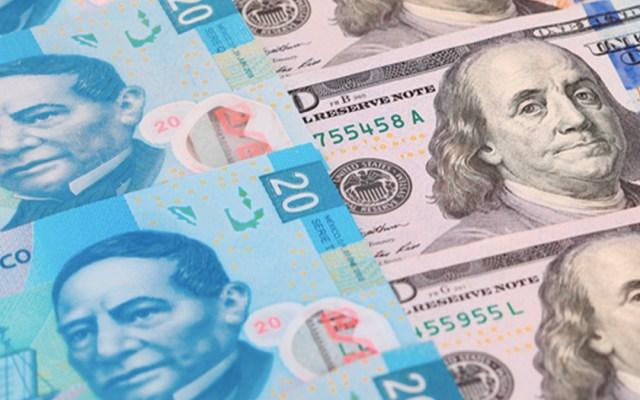 Peso inicia la semana por debajo de las 22 unidades por dólar - dólar peso cotización