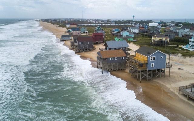 Sube a 30 la cifra de muertos por Dorian en Bahamas - Dorian Carolina del Norte huracán