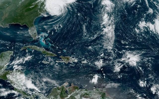 Huracán Dorian se fortalece a categoría 2 rumbo a Canadá - Foto de EFE