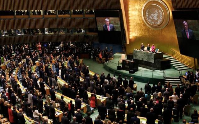 Ebrard impulsará combate al terrorismo en Asamblea General de la ONU: SRE - Ebrard impulsará el combate al terrorismo en la Asamblea General de la ONU