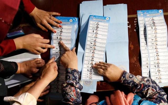 Autoridades afganas califican como exitosas elecciones presidenciales - Autoridades afganas califican como exitosas elecciones presidenciales