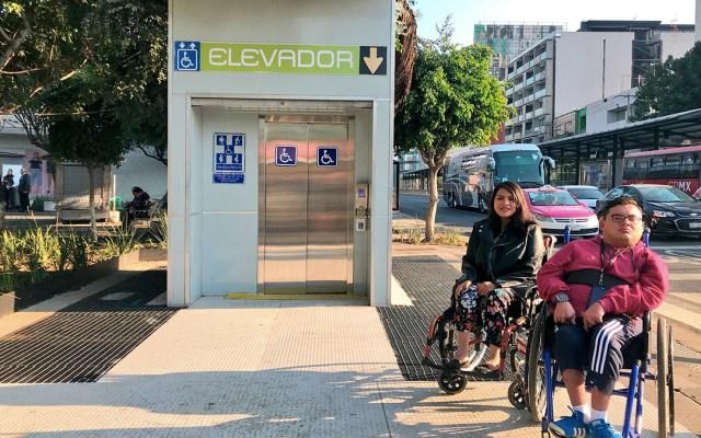 Multarán a quienes utilicen elevadores del Metro sin necesitarlo - elevadores metro multa