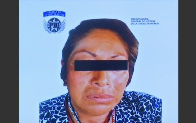 Vinculan a proceso a 'La Bruja', implicada en caso de Norberto Ronquillo - Foto de PGJ CDMX