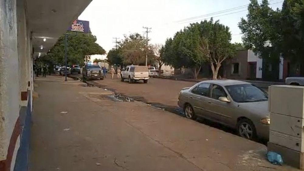 Emboscada deja dos policías muertos en Sonora. Noticias en tiempo real