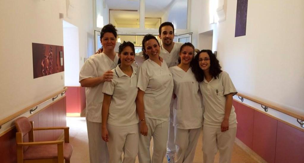 Alemania busca contratar a 300 enfermeros mexicanos. Noticias en tiempo real