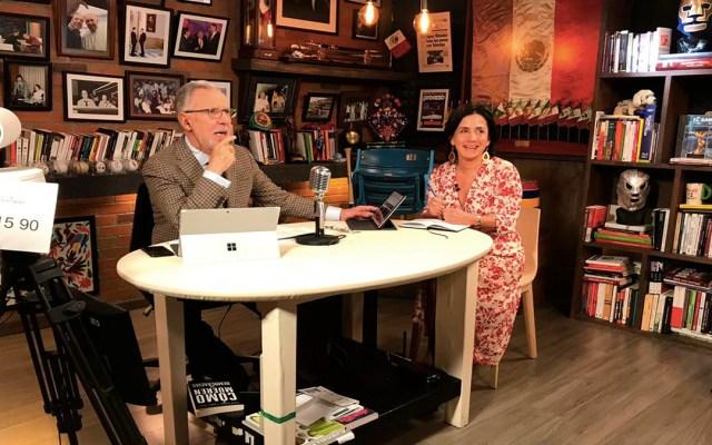 El país sufrirá mucho si no se crece al 2 por ciento: Edna Jaime - entrevista edna jaime crecimiento paquete económico