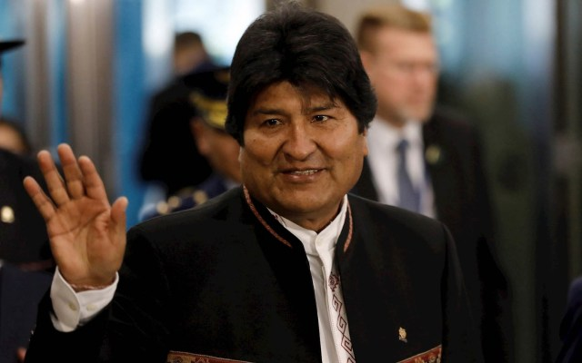 Problemas del mundo se deben al sistema capitalista: Evo Morales - Evo Morales Bolivia ONU