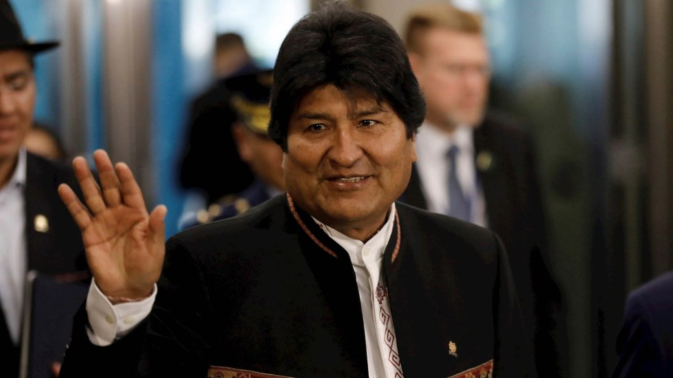Evo Morales pide a López Obrador viajar a México - Evo Morales Bolivia ONU