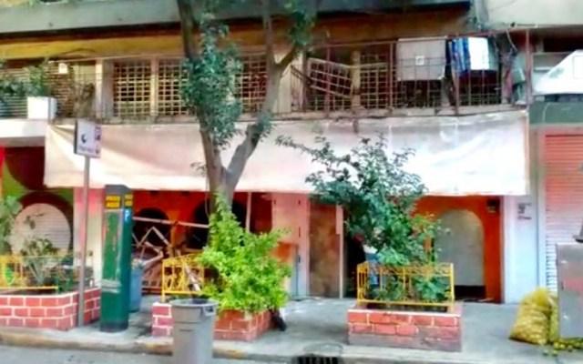 Explosión en restaurante de la alcaldía Cuauhtémoc deja tres heridos - restaurante