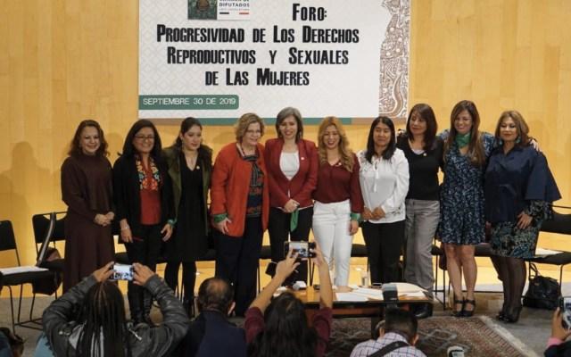Realizan foro a favor de derechos sexuales y reproductivos de las mujeres - Foto de @inmujeres