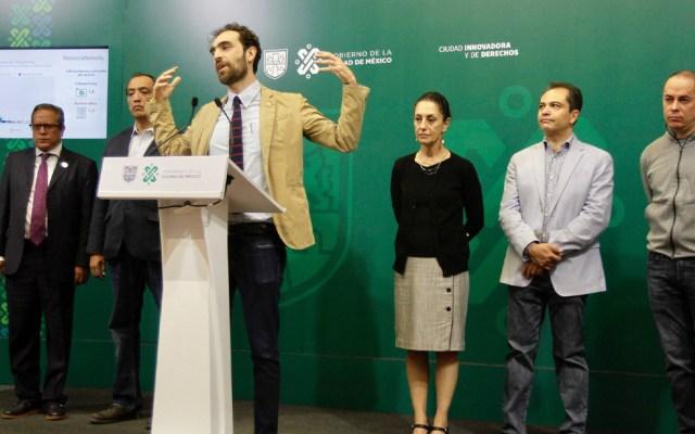 Andrés Lajous reporta disminución de infracciones con fotocívicas - Andrés Lajous