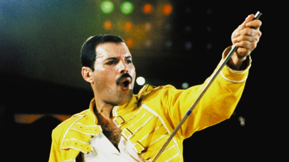 #Video Musicalizan lucha de Freddie Mercury contra el Sida - Freddie Mercury. Foto de Queen Online