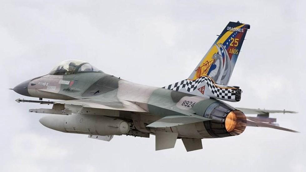 Venezuela asegura que Colombia intenta acceder a su sistema antiaéreo - Fuerza aérea Venezuela