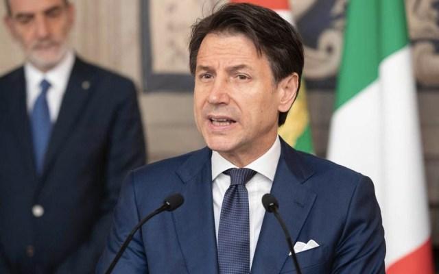 Giuseppe Conte logró voto de confianza en Senado de Italia - Giuseppe Conte Italia Senado