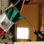López Obrador da Grito más largo de una administración federal