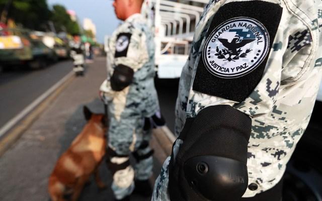 Agresión a elementos de Guardia Nacional en Sonora termina con tres detenidos - Guardia Nacional México Seguridad 2