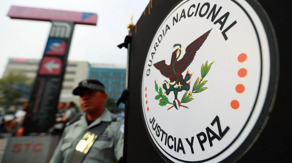 Guardia Nacional arresta a estadounidense buscado en Texas - Guardia Nacional México Seguridad