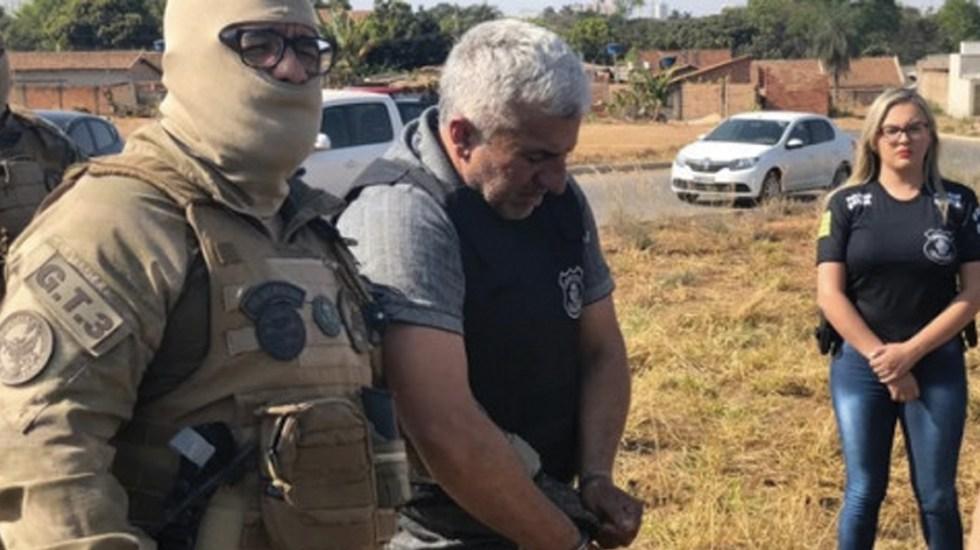 Detienen a hombre acusado de 47 violaciones en Brasil - Foto de RD News