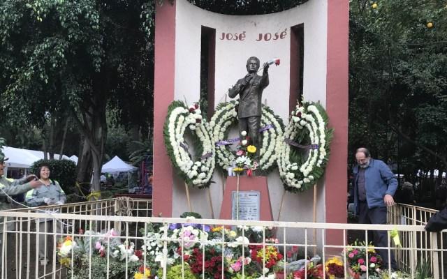 Fin de semana de festejos a José José en la Ciudad de México - Homenaje José José Parque Clavería