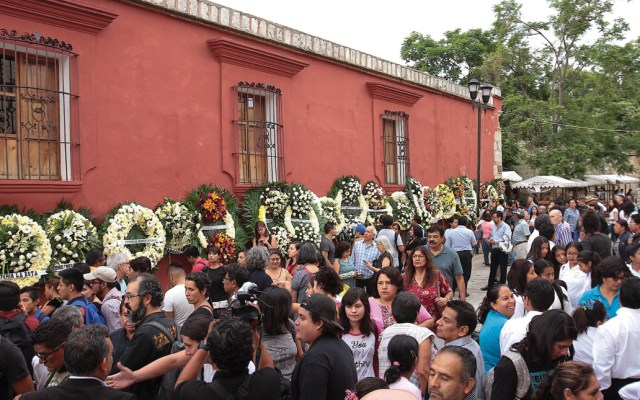 México homenajea a Francisco Toledo - Foto de Notimex