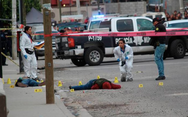 Agosto es el segundo mes con más homicidios dolosos en 2019 - homicidios dolosos agosto