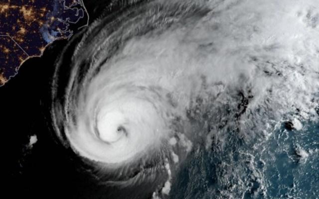Agencias de gobierno en Bermudas cerrarán por llegada de ciclón Humberto - Bermudas Humberto NHC
