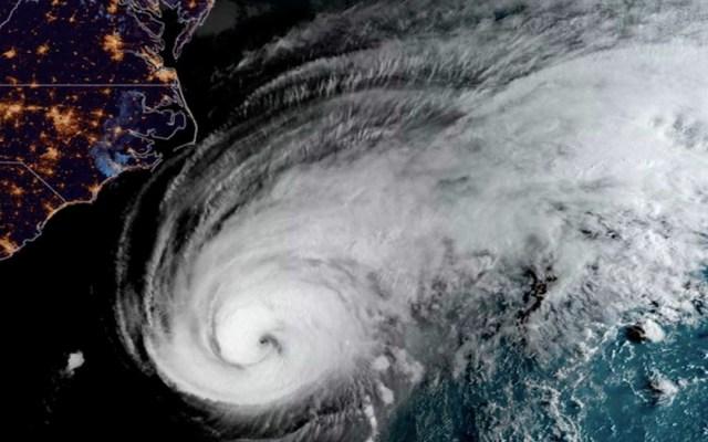 Huracán Humberto se fortalece a categoría 2 camino a Bermudas - huracán humberto bermudas