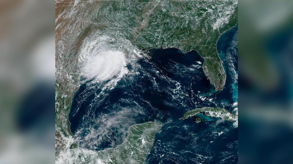 Tormenta tropical 'Imelda' azotará Texas en las próximas horas - Foto de EFE