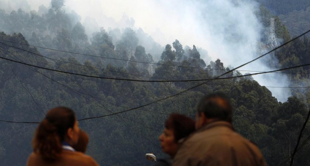 Incendios forestales en Colombia arrasan 120 mil hectáreas de bosque - incendios Colombia