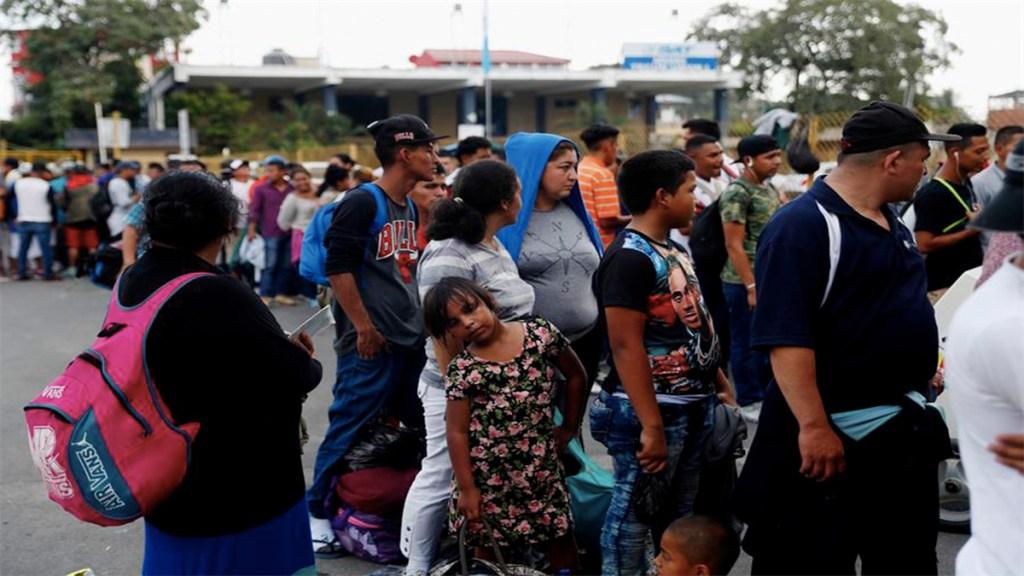 ACNUR lamenta normativas para denegar asilo a indocumentados en EE.UU. - indocumentados acnur suprema corte estados unidos