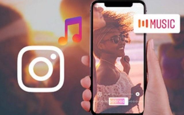 Instagram Music ya está en Latinoamérica - Foto de Internet