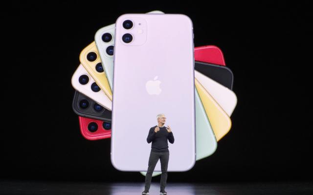 Apple lanza sus nuevos iPhone 11 y 11 Pro Max