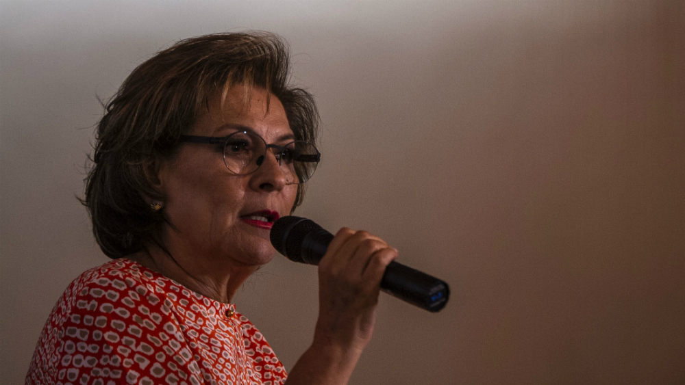 Denuncian a Isabel Miranda de Wallace ante FGR; ella acusa que la amedrentan - Isabel Miranda de Wallace