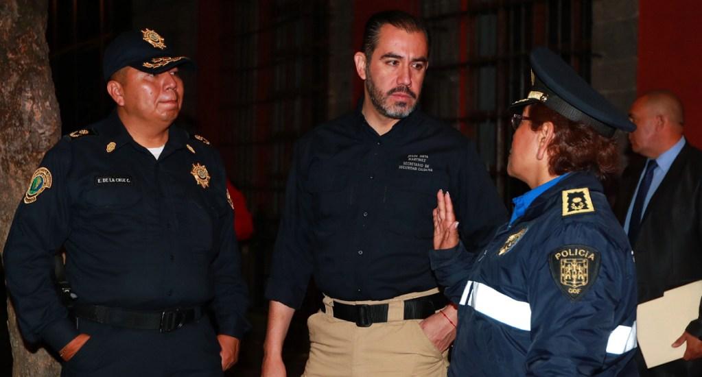 Jesús Orta niega que se investigue a células del CJNG en Álvaro Obregón - Jesús Orta