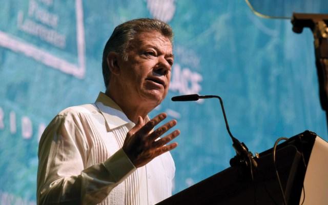 Amnistía tiene a la larga más problemas que beneficios: Juan Manuel Santos - Foto de EFE