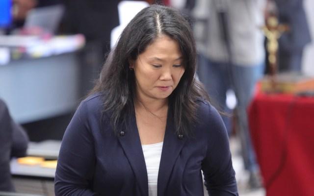 Keiko Fujimori podría ser condenada a más de 24 años de cárcel - Keiko Fujimori