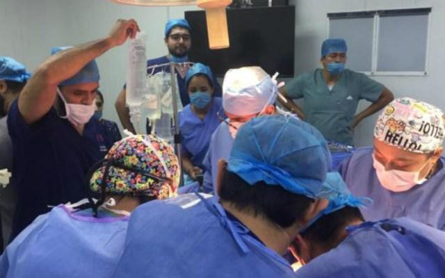 En Guanajuato, esposo respeta última voluntad de su mujer y dona sus órganos - Foto de IMSS