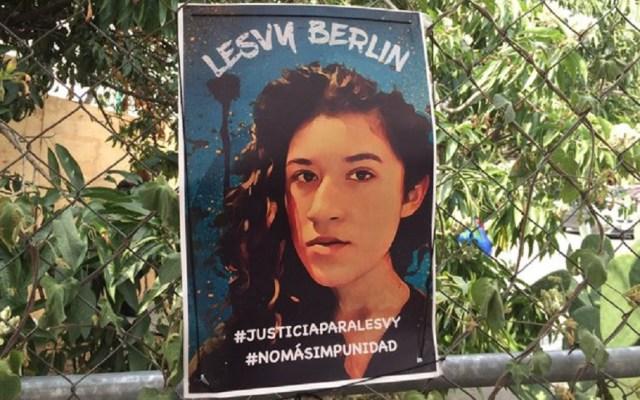 Piden a personal de la UNAM testificar en caso Lesvy Berlín - Lesvy Berlín fue asesinada en mayo de 2017 en Ciudad Universitaria. Foto de @ShareniiGuzman