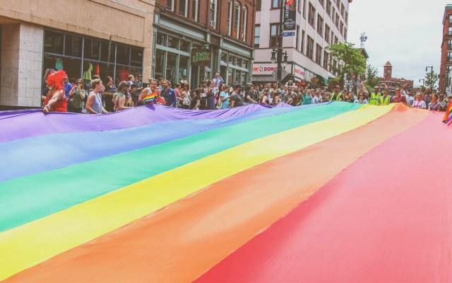 - LGBT gay homosexual comunidad