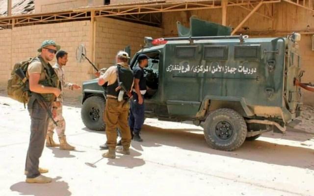 Bombardeo destapa supuesta presencia de mercenarios rusos en cerco de Trípoli, Libia - Foto de EFE