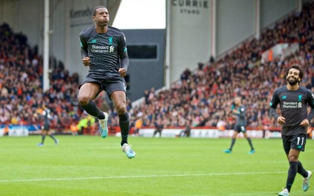 Liverpool gana y continúa como líder de la Premier League - Liverpool gana y continúa como líder de la Premier League