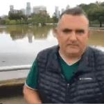 Llueve sobre Mojado en Houston, Texas