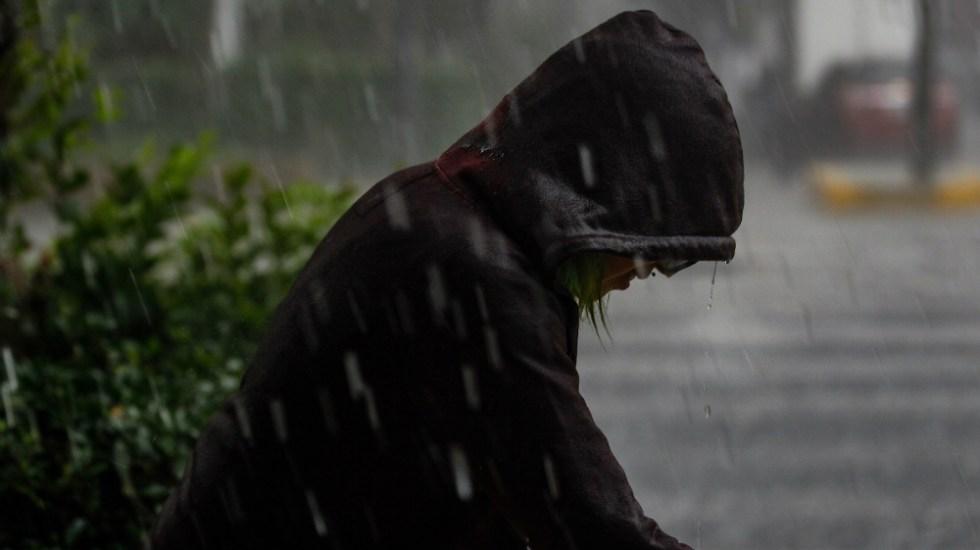 Inicia primer temporal de lluvias 2021 - Foto de Notimex / Archivo