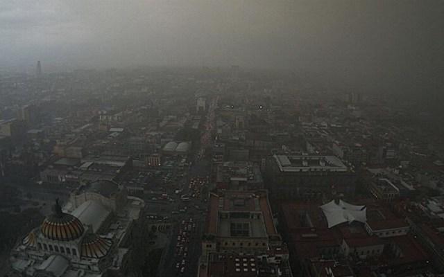 Alerta Amarilla por lluvia en 10 alcaldías capitalinas - Foto de Webcams de México