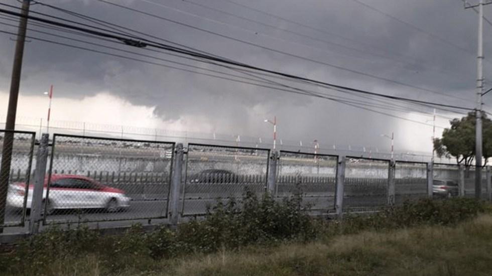 Lluvia afecta al menos a 13 alcaldías de la Ciudad de México - Foto de Sacmex